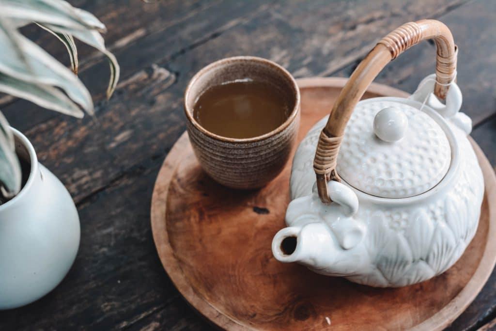 fleurs de bach thé